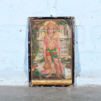 Vintage Hindu poster 27