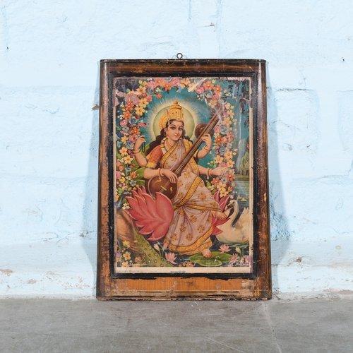 Vintage Hindu poster 30