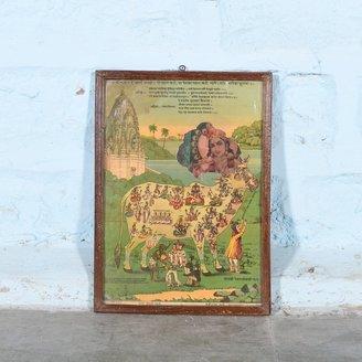 Vintage Hindu poster 31