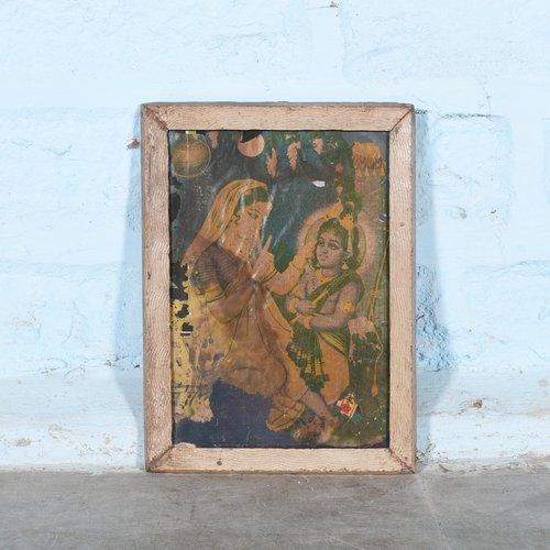 Vintage Hindu poster 32