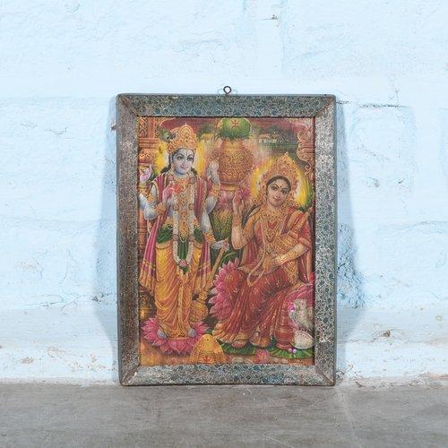 Vintage Hindu poster 35
