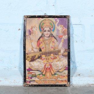 Vintage Hindu poster 40