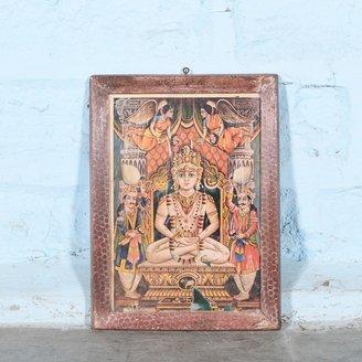 Vintage Hindu poster 41