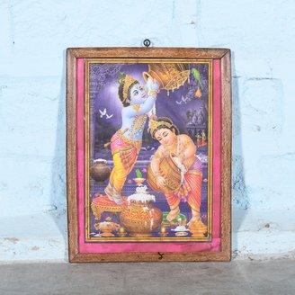 Vintage Hindu poster 43