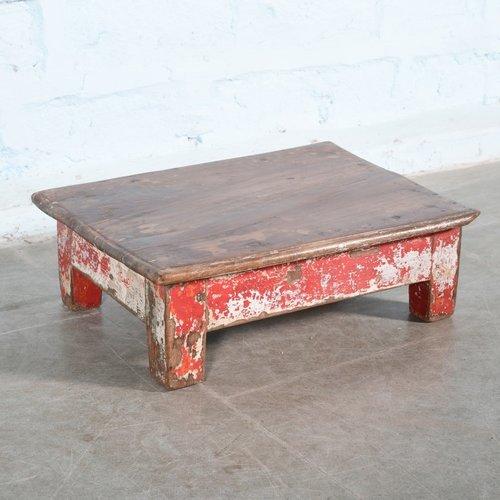 Bajot tafeltje rood