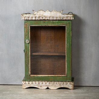 Vintage Adventures Medicijnkastje groen