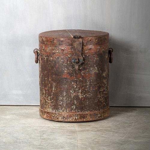 Vintage Adventures Industriele trommel Bundi