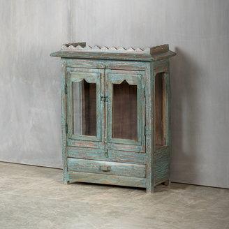 Vintage Adventures Tempelkastje grijsblauw