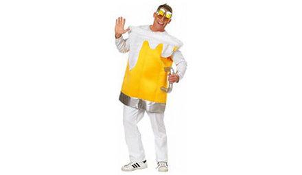 Schaumstoff kostüm