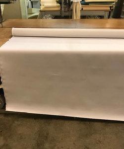 Outdoorstoff  Weiß Polyester