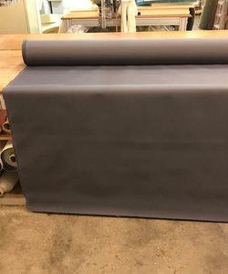 Outdoorstoff  Grau Polyester