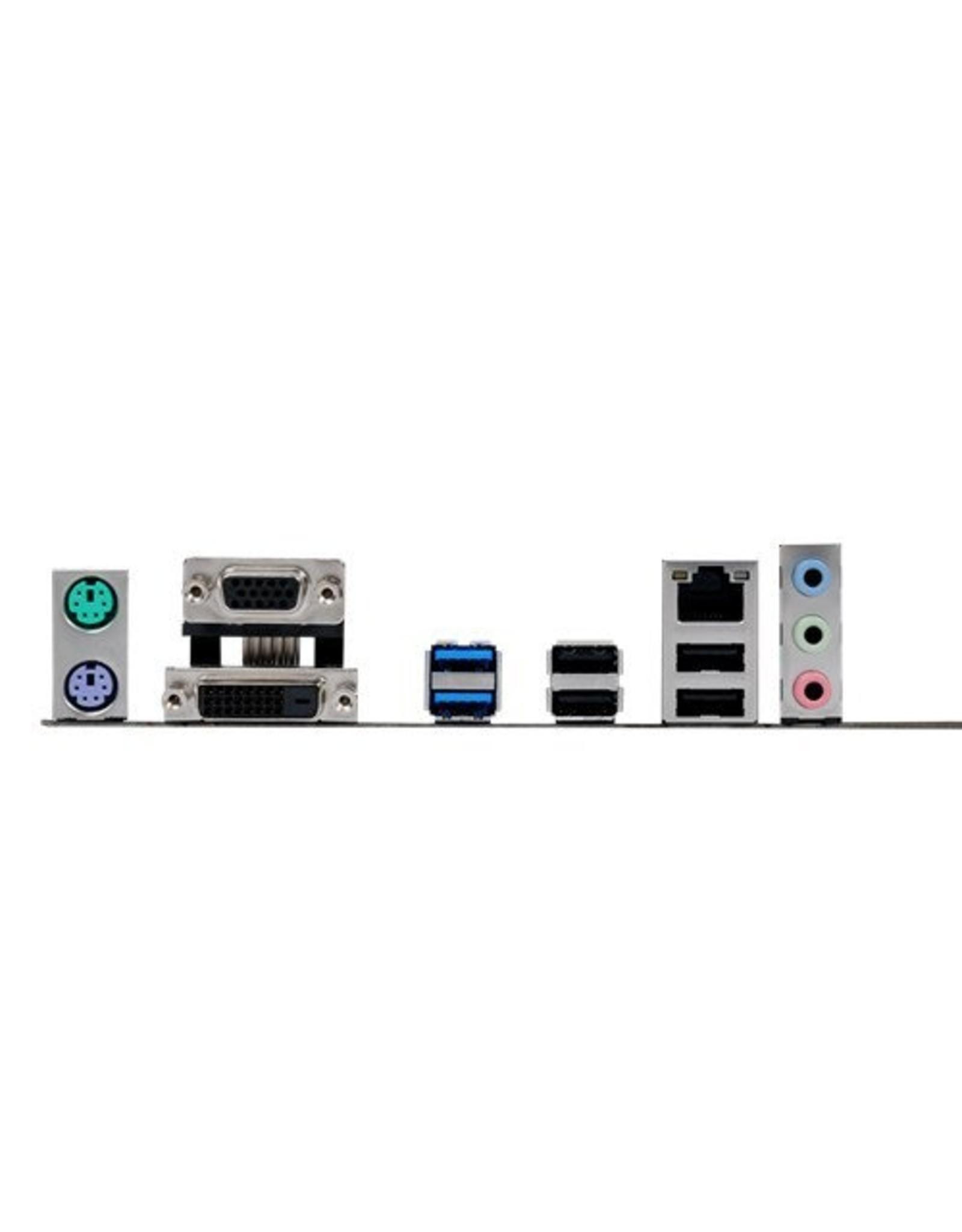 Asus MB  H110M-K  / 1151  / 2x DDR4 /  SATA-3 / USB3 / mATX