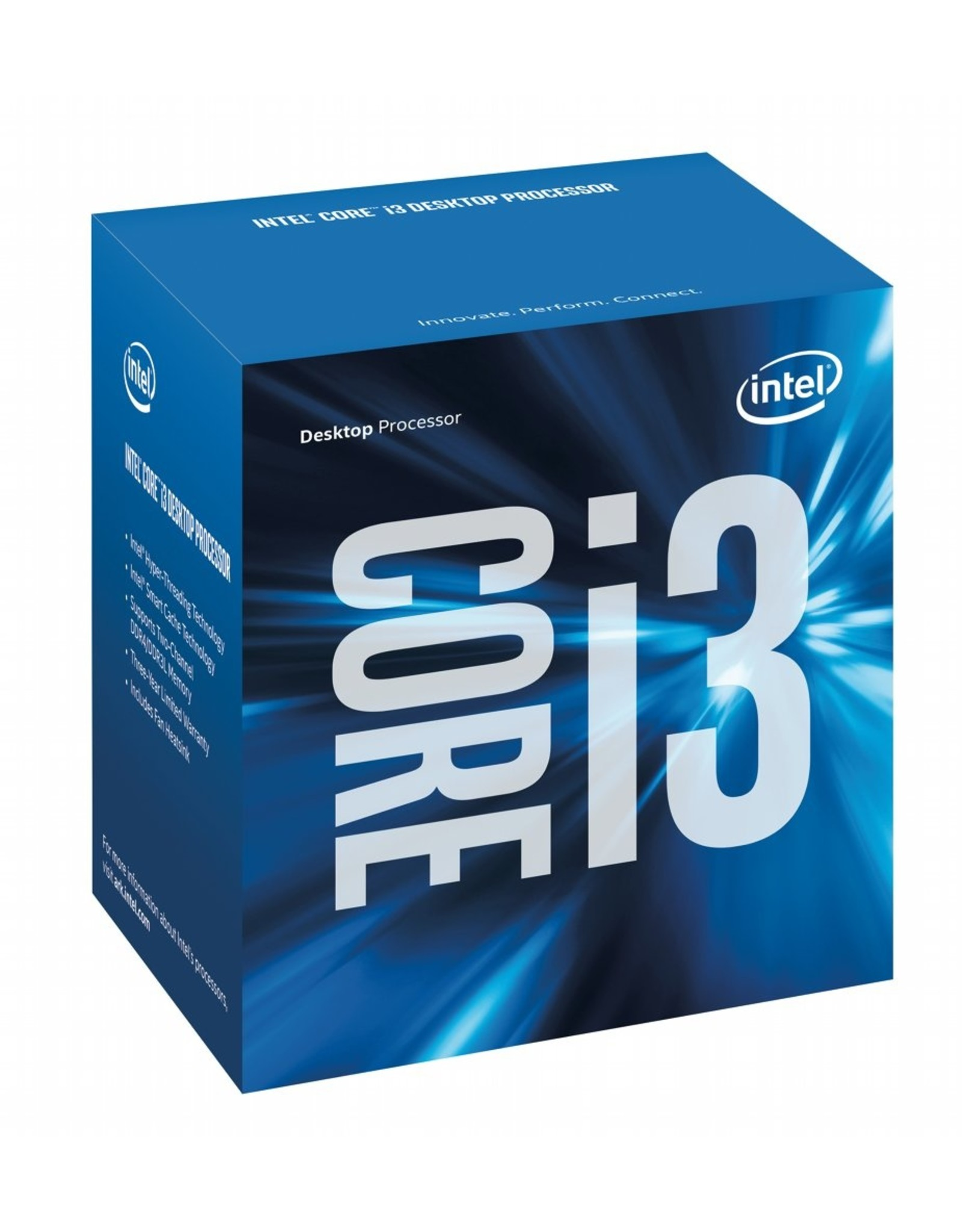 Intel CPU ® Core™ i3-7100 7th /3.9Ghz /Dual Core/ LGA1151