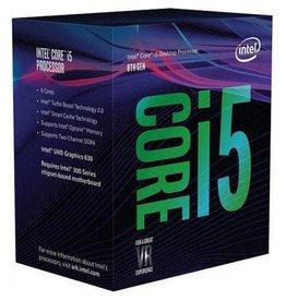Intel Core i5-8600K processor 3,6 GHz Box 9 MB Smart Cache