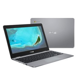 "Asus ASUS Chromebook C223NA-GJ006 Grijs 29,5 cm (11.6"") 1366 x 768 Pixels Intel® Celeron® N3350 4 GB DDR4-SDRAM 32 GB eMMC (refurbished)"