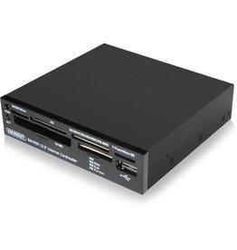 Eminent EM9000 geheugenkaartlezer Intern Zwart USB 2.0