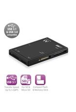 Ewent USB 3.1 Gen1 (USB 3.0) Multi Card Reader