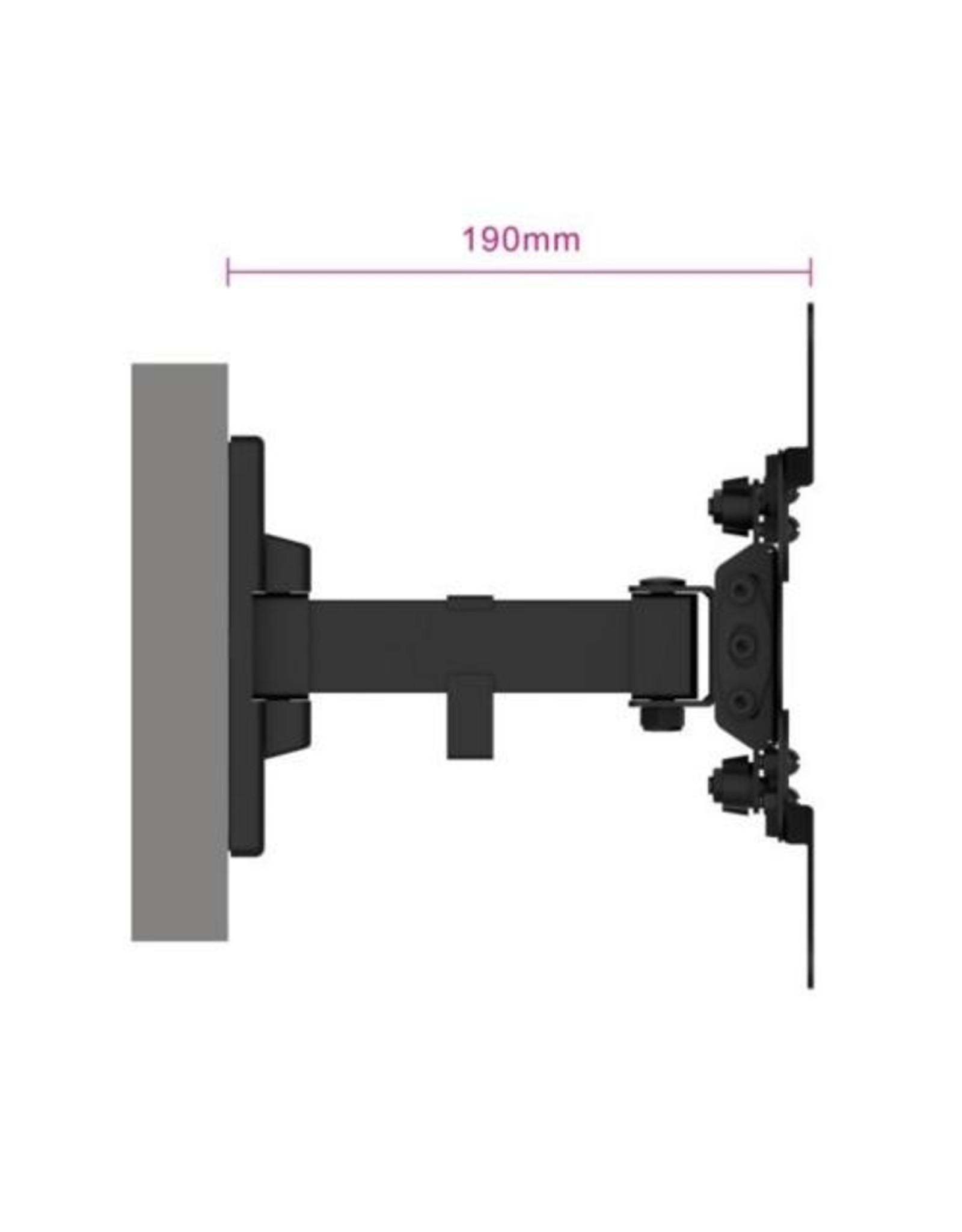 "Ewent Easy Turn TV wall mount M, 2 pivot, 13"" - 42"""