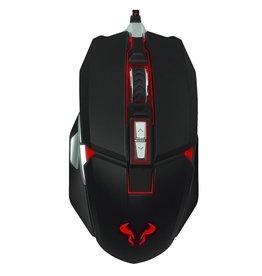 Riotoro MR-800XP - Ratón para Gaming, Color Negro muis