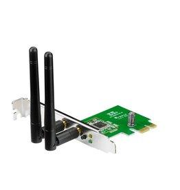 Asus ASUS PCE-N15 netwerkkaart & -adapter RF Draadloos 300 Mbit/s Intern
