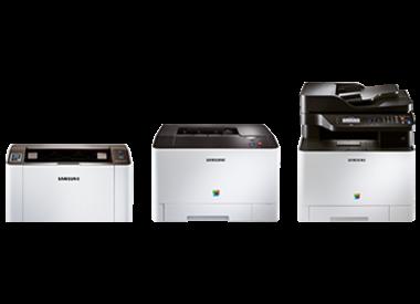 Laser- en LED printers