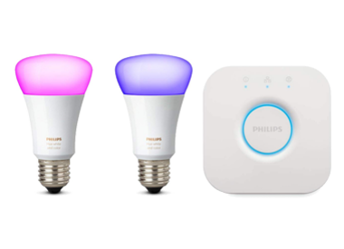 Smart home light controllers