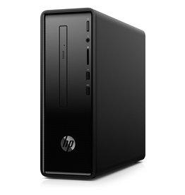 Hewlett Packard HP Desk. Slimline  A9-9425  / 8GB / 1TB+256GB / DVD / W10