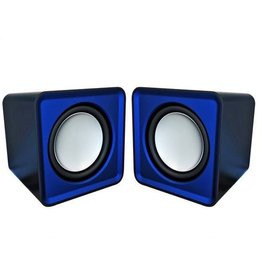 Platinet OG01B draagbare luidspreker 3 W Blauw, Indigo