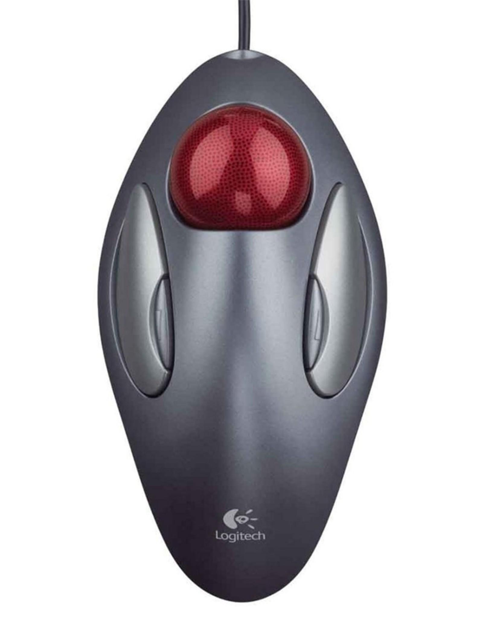 Logitech LOGITECH RET. Trackball Marble Mouse