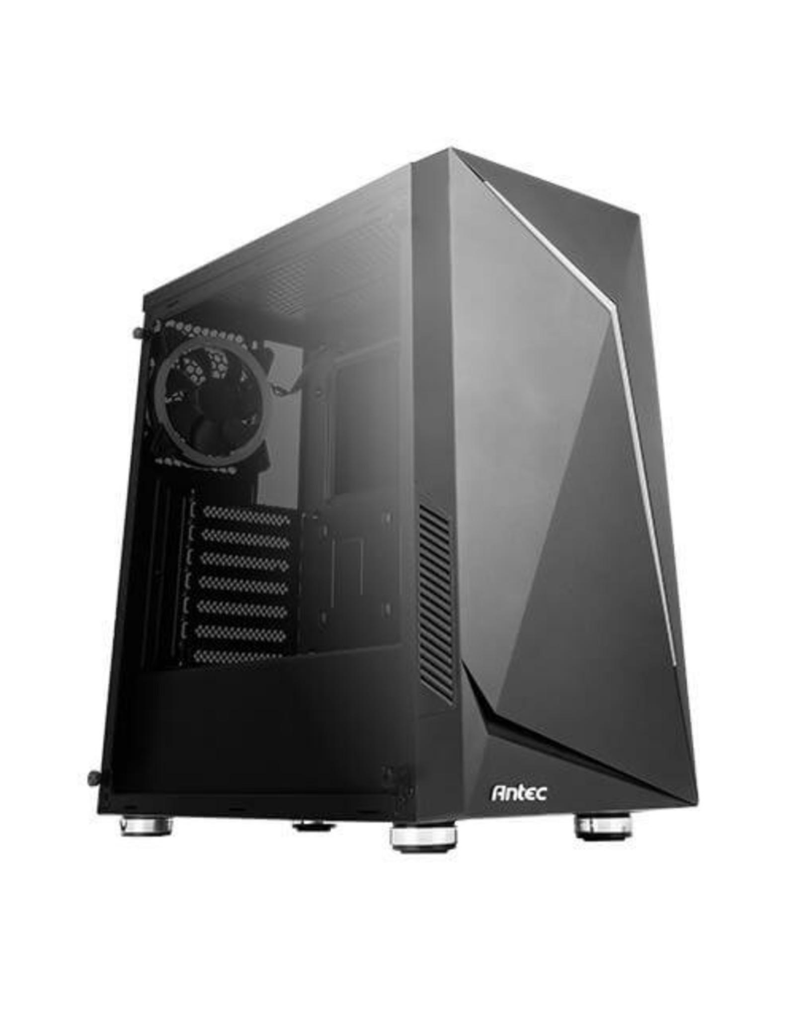 Antec Case  NX300 Midi-Toren Zwart