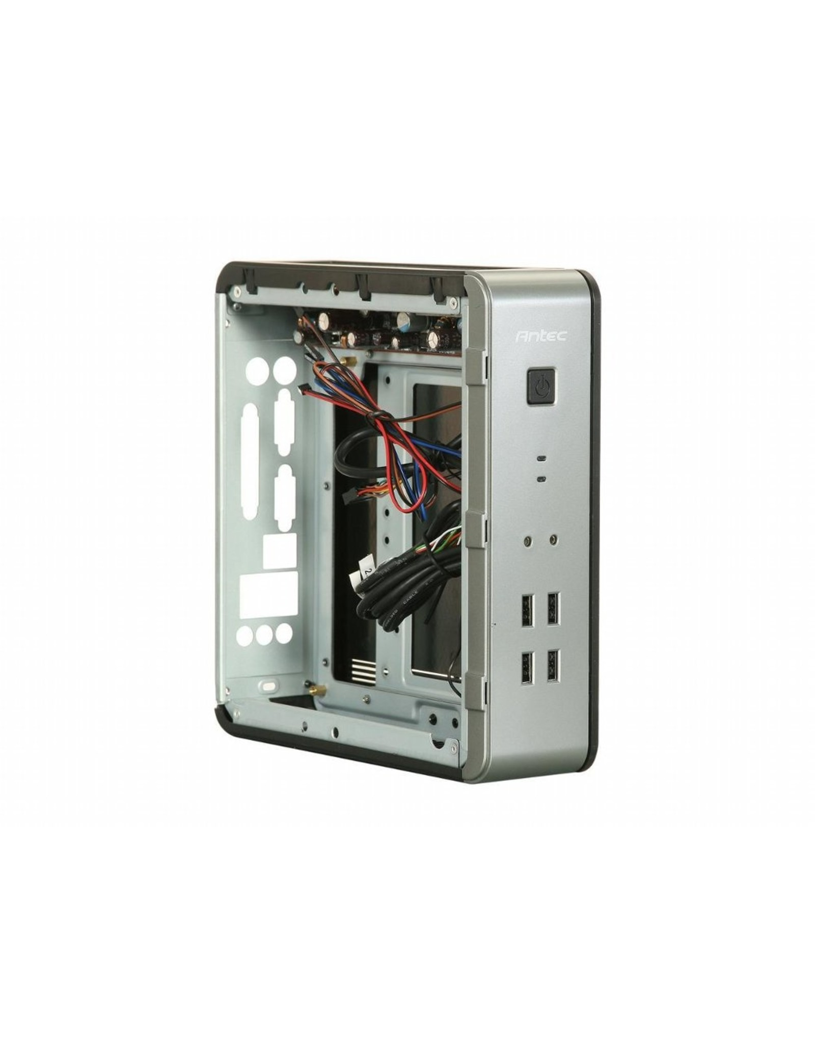 Antec Case  ISK-110 VESA U3 / 90 Watt / HTPC / mITX