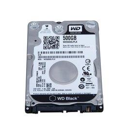 Western Digital HDD WD Black™ 500GB - 7200RPM - 2.5inch - 32MB - SATA3