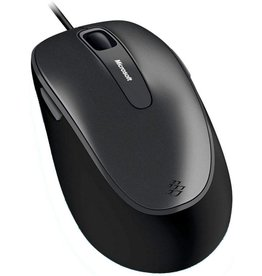 Microsoft Comfort Mouse 4500 for Business muis USB BlueTrack 1000 DPI Ambidextrous