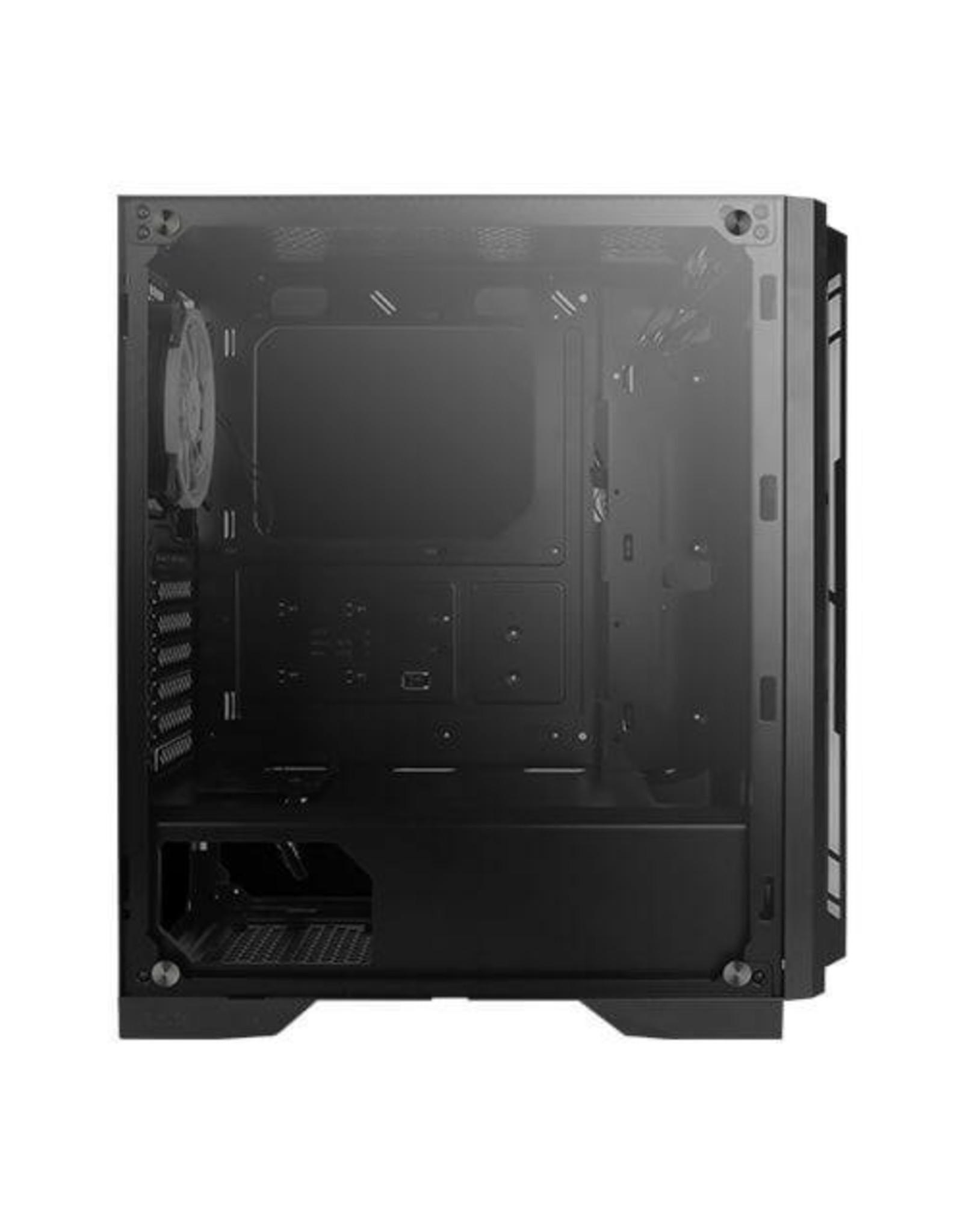 Antec Case  NX400 Midi-Toren Zwart