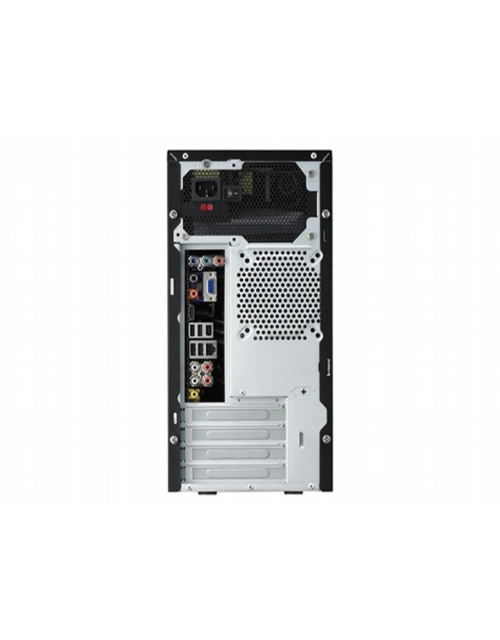 CoolerMaster Case  Elite 342 mATX / Black / no Psu