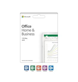 Microsoft Office 2019 Home & Business Volledig 1 licentie(s) Engels
