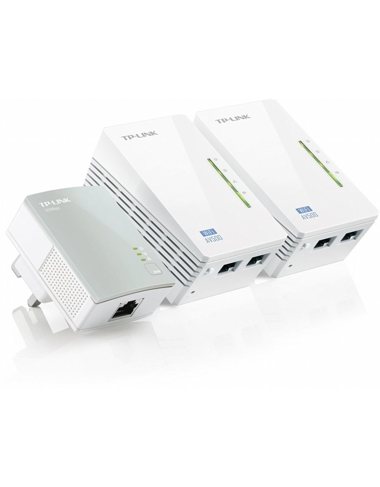 TP-Link WPA4220TKIT AV500 WiFi 300MbpsKIT Powerline Extender