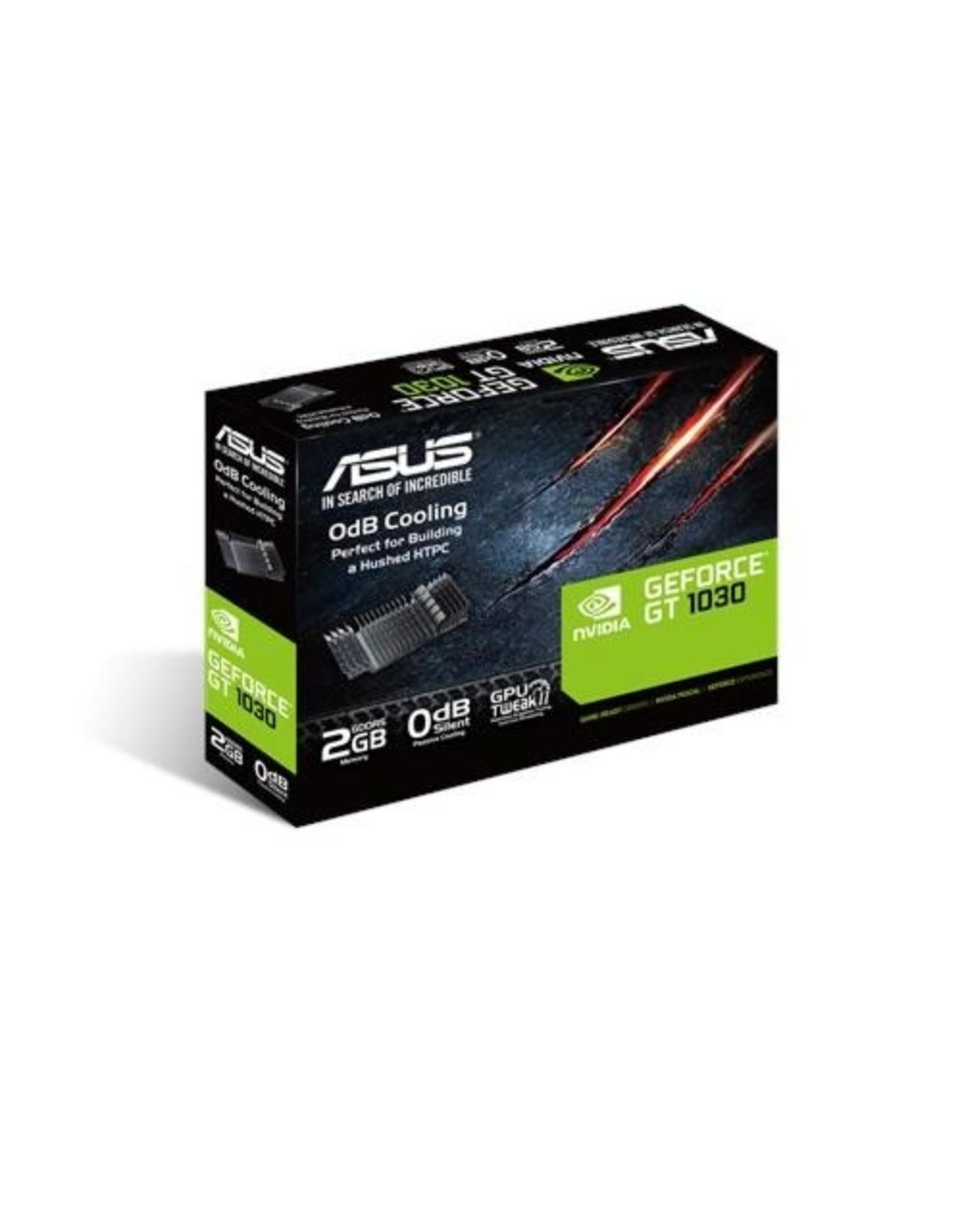 Asus VGA  GT1030-2G-BRK GTX 1030 2GB GDDR5 Displ. HDMI