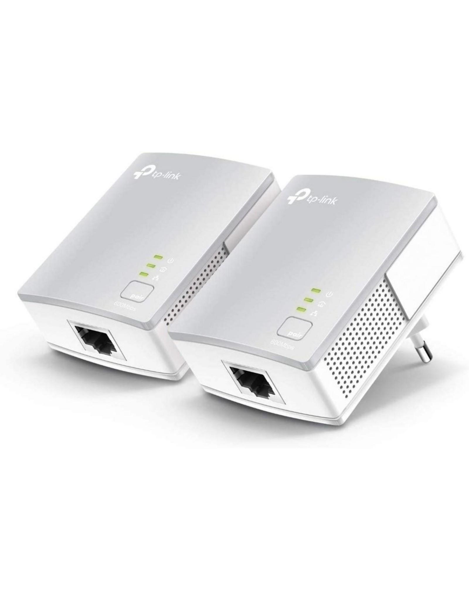 TP-Link 4010 Nano Powerline Adapter 500Mbps - Starterkit (refurbished)