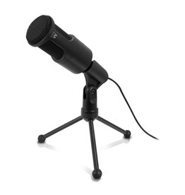 Ewent Professional Multimedia Microphone with stand (refurbished)
