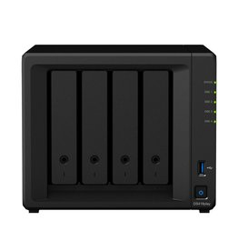 Synology DiskStation DS418play J3355 Ethernet LAN Desktop Zwart NAS