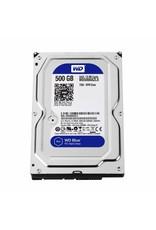 Western Digital HDD WD Blue™ 500GB - 7200rpm - 3.5inch - SATA3 PULLED