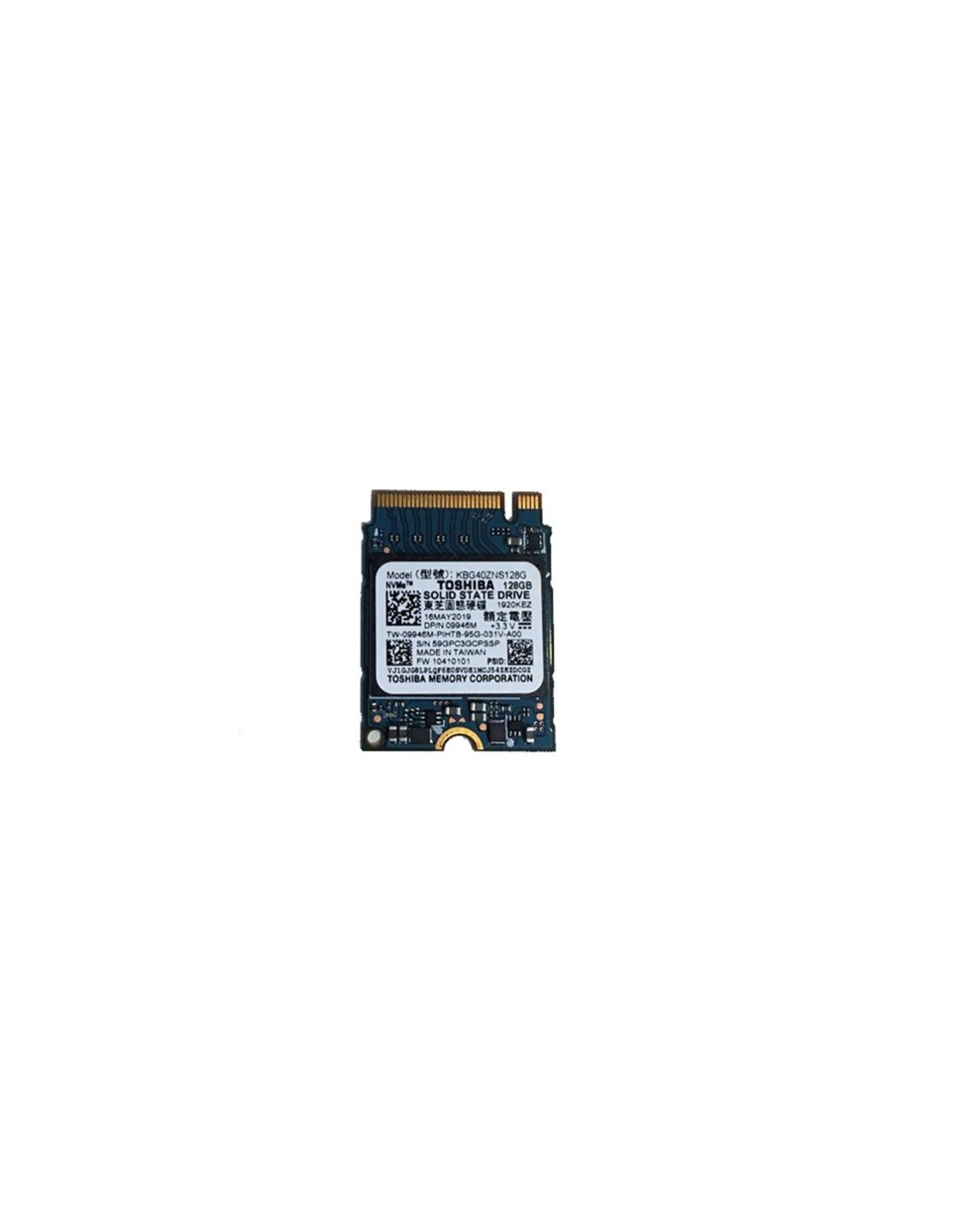 Toshiba SSD  128GB PCIe NVMe M.2 NVMe SSD
