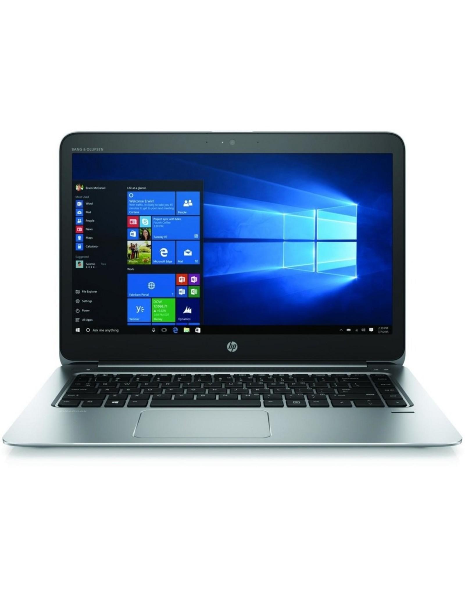 Hewlett Packard HP 1040 G3 14.0 QHD TOUCH I5 6300U 16GB 256GB SSD W10P RFB (refurbished)