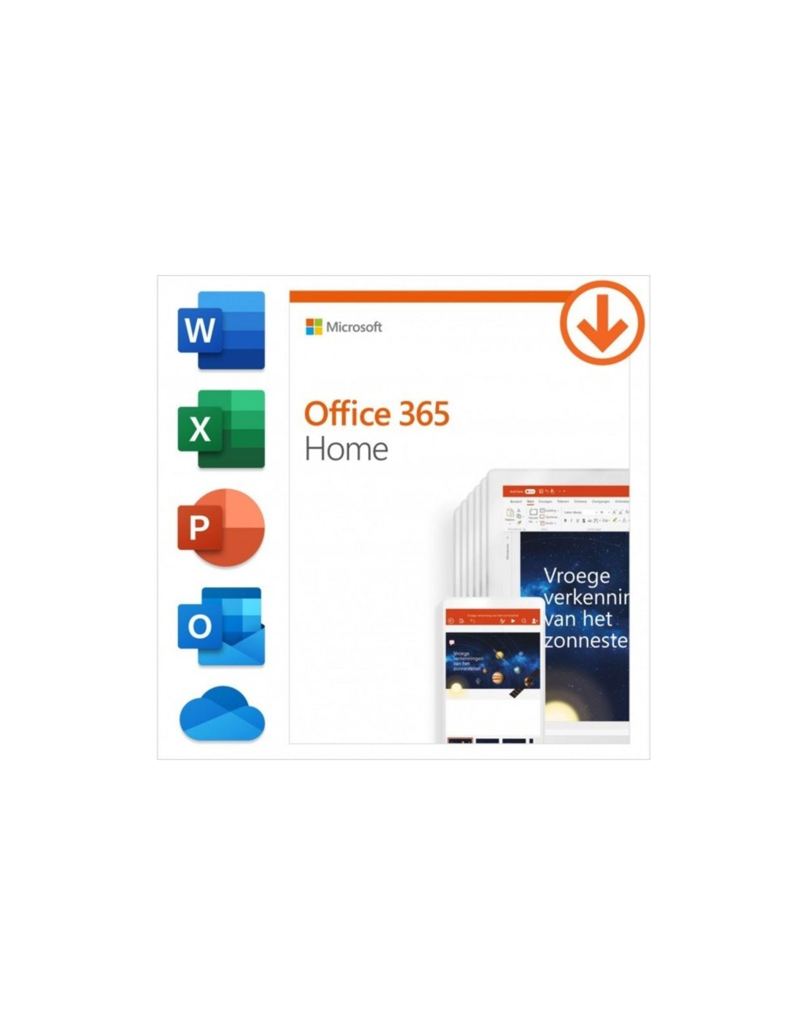 Microsoft Office 365 Home German