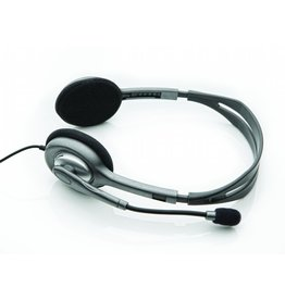 Logitech Ret. H110 Stereo Headset (refurbished)