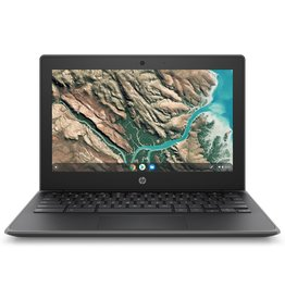 "Hewlett Packard HP Chromebook 11 G8 EE Grijs 29,5 cm (11.6"") 1366 x 768 Pixels Intel® Celeron® N 4 GB LPDDR4-SDRAM 32 GB eMMC Wi-Fi 5 (802.11ac) Chrome OS"