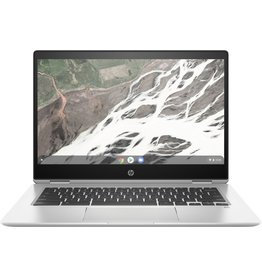 "Hewlett Packard HP Chromebook x360 14 G1 Zilver 35,6 cm (14"") 1920 x 1080 Pixels Touchscreen Intel® 8de generatie Core™ i7 16 GB DDR4-SDRAM 64 GB Flash Wi-Fi 5 (802.1"