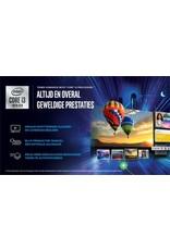 Intel NUC BXNUC10I3FNK2 i3-10110U 2,1 GHz UCFF Zwart