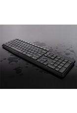 Logitech Ret. Wireless Desktopset Keyboard  + Mouse / RFG (refurbished)